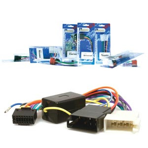 Kenwood to ISO Harness 16 Pin APP8KE