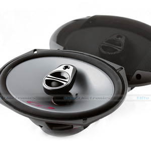 "Alpine SPG-69C3 6x9"" Type-G Speakers"