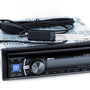 Alpine CDE-136BT DAB+ Bluetooth Car Receiver