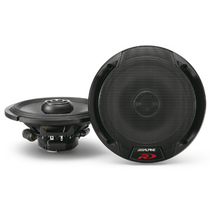 "Alpine SPR-60 6.5"" Type-R Speakers"