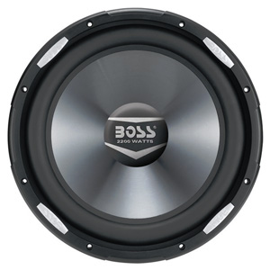 """10"""" 2200W Dual 4-Ohm Armor Series Subwoofer..."""