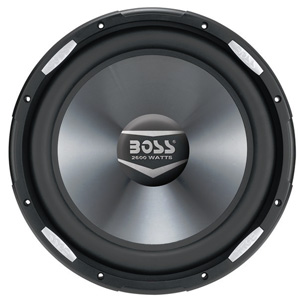 "Boss Audio AR15D 15"" 2600W Max Subwoofer"
