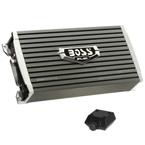 Boss Audio AR2000M Mono Channel Amplifier