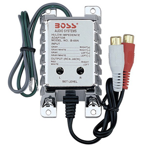 Boss Audio B65N High to Low Level Converter