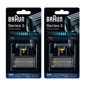 Genuine Braun Series 3 For 7000/4000 Shavers...
