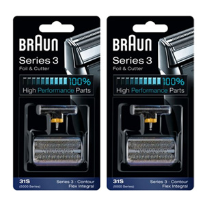 Genuine Braun Series 3 For 5000/6000 Shavers...
