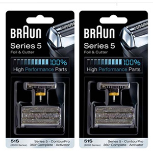 Genuine Braun Series 5 For 8000 Series Shavers...