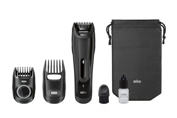 braun bt5070 series 5 cordless precision beard trimmer. Black Bedroom Furniture Sets. Home Design Ideas