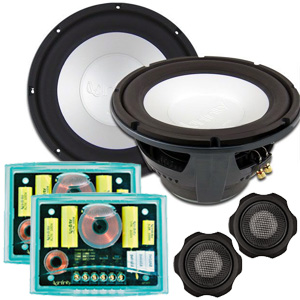 Infinity Perfect 5.1 Component Speakers