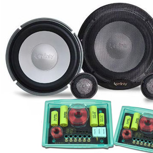 Infinity Perfect 6.1 Component Speakers