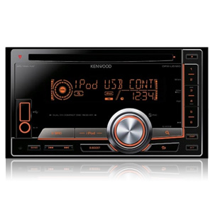Kenwood DPX-U5120 Double DIN Receiver