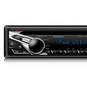 Kenwood KDC-U456 iPod USB Car Receiver