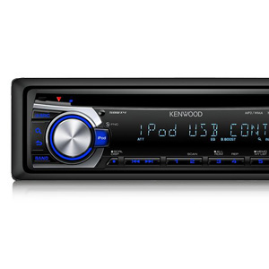 Kenwood KDC-U449 iPod USB Car Receiver