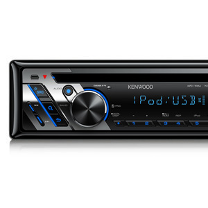 Kenwood KDC-U453 iPod USB Car Receiver