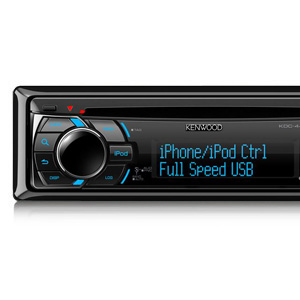 Kenwood KDC-U6049 iPod USB Car Receiver