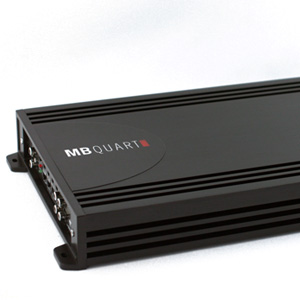 MB Quart FX4.100 4/3/2 Channel Amplifier