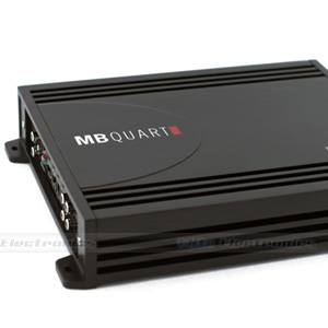 MB Quart FX4.50 4/3/2 Channel Amplifier