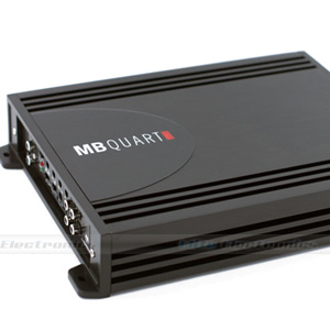 MB Quart FX4.70 4/3/2 Channel Amplifier