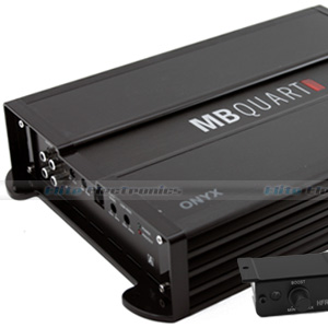 MB Quart ONX1.1000D Monoblock Amplifier