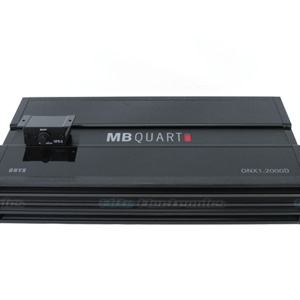 MB Quart ONX1.2000D Monoblock Amplifier