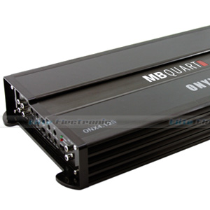 MB Quart ONX4.125 4/3/2 Channel Amplifier