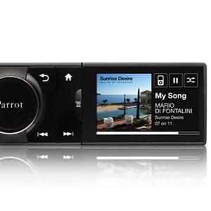 Parrot Asteroid Bluetooth Digital Media Receiver