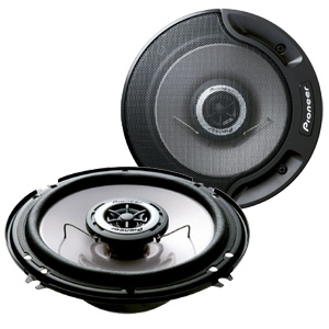 "Pioneer TS-G1643R 6.5"" G-Series Speakers"