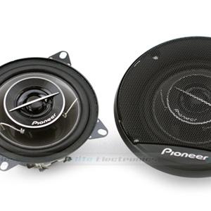 Pioneer TS-G1045R 210W 2-Way G-Series Coaxial Car Speakers