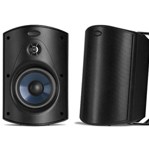 Polk Audio Atrium 5 Outdoor Speakers (Black)