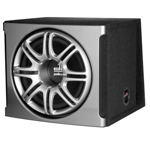 "Polk DB1212 12"" Loaded Enclosure Subwoofer"