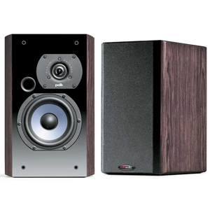 Polk Audio LSi7 Bookshelf Loudspeaker (Pair)