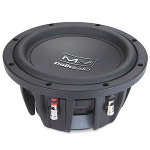 "Polk Audio MM840 8"" Mobile Monitor Subwoofer"