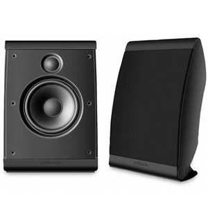 Polk Audio OWM3 Satellite Mulit-Mount Speaker (Black)