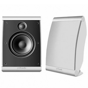 Polk Audio OWM3 Satellite Mulit-Mount Speaker (White)