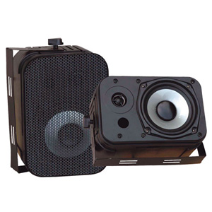 "Pyle PDWR40B 5.25"" Marine/Outdoor Speakers"