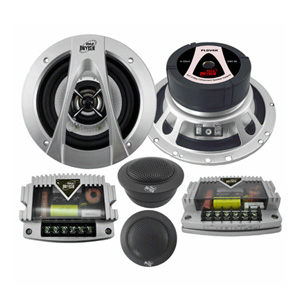"Pyle PLDV6K 6.5"" 240W Component Speakers"
