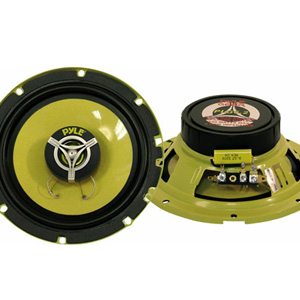 "Pyle PLG6.2 6.5"" 240W Coaxial Speakers"