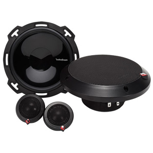 "Rockford Fosgate P16-S 6"" Component Speakers"