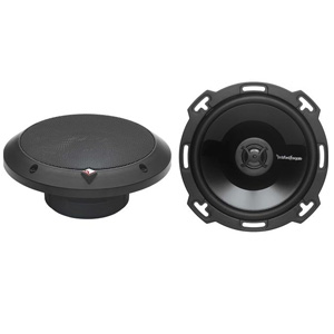 "Rockford Fosgate P16 6"" Coaxial Speakers"