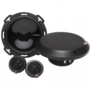 "Rockford Fosgate P165-S 6.5"" Split Speakers"