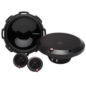 "Rockford Fosgate P1675-S 6.75"" Split Speakers"