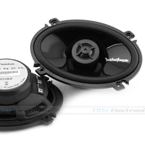 "Rockford Fosgate P1683 6x8"" Speakers"