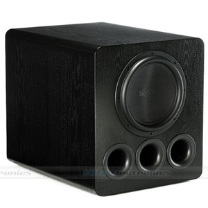 "SVS PB12-PLUS 12"" 2300W Ported Subwoofer (Black Oak)"