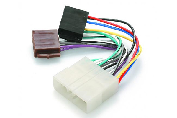 aerpro app050 iso wiring harness cable loom connector for