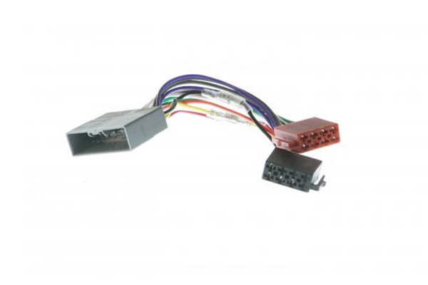 aerpro app076 iso wiring harness cable loom connector for