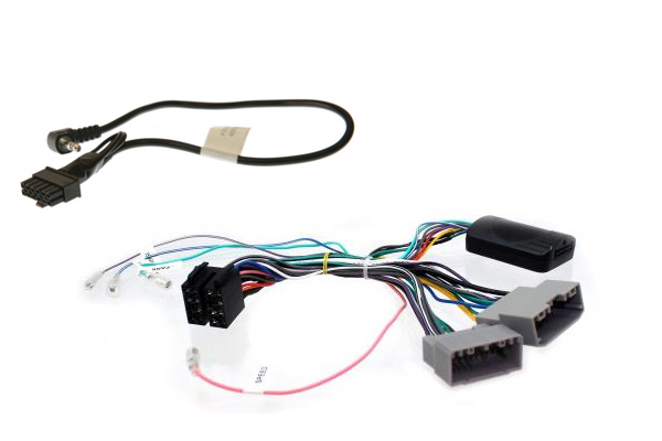Chrysler  Jeep  U0026 Dodge Steering Wheel Control Harness Chch3c