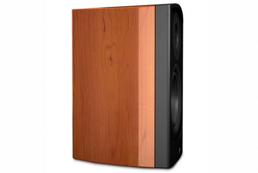 Aperion Verus Grand Bookshelf Speaker Cherry Wood Pair