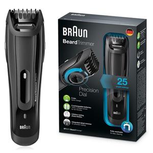 braun bt5070 series 5 beard groomer trimmer. Black Bedroom Furniture Sets. Home Design Ideas