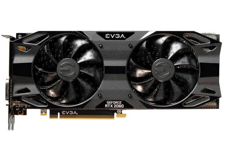EVGA GeForce RTX 2060 XC ULTRA Gaming Video Card 6GB GDDR6