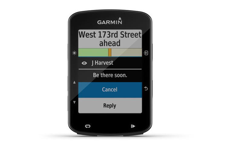 garmin edge 520 plus bike computer gps navigation sensor. Black Bedroom Furniture Sets. Home Design Ideas